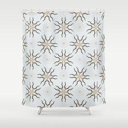 KUDO Skull Pattern Series Shower Curtain