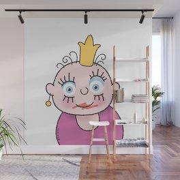 Little Princess 1 Wall Mural