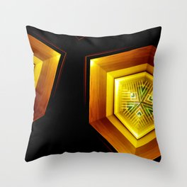 The Main Room In The Home Throw Pillow