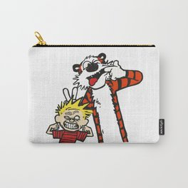 Calvin and Hobbs BFF Carry-All Pouch