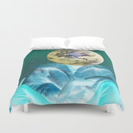 Seek No Approval Duvet Cover
