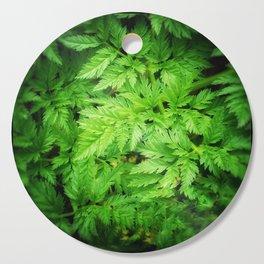 Leafy Greens DPSS170416b Cutting Board