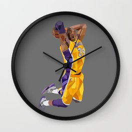 SLAM Wall Clock