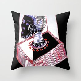 Boxd Throw Pillow