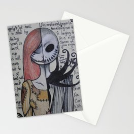 Dualistic Soul Stationery Cards