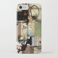 picasso iPhone & iPod Cases featuring Everyday Picasso by Robin Curtiss