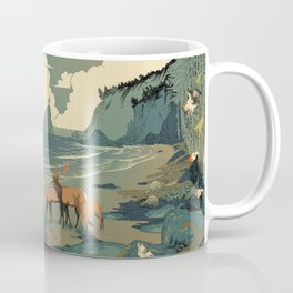 National Parks: Olympic Coffee Mug