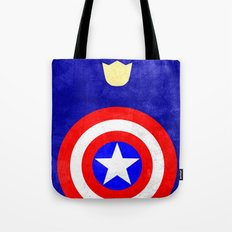 Captain America: Avengers Movie Variant Tote Bag