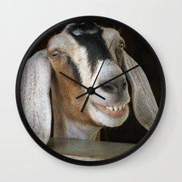 Smile Pretty Wall Clock
