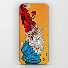 Abstract Study of Gnome (Pt.3) iPhone Skin