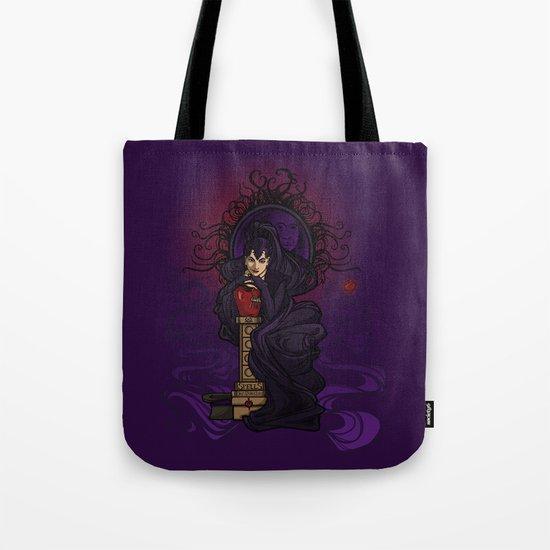 Wicked Queen Nouveau Tote Bag