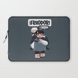 Frhodor! Frhodor! Laptop Sleeve