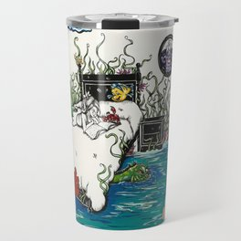 Books Coming to Life: The Little Mermaid Travel Mug