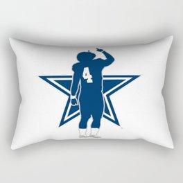Dak Prescott Rectangular Pillow