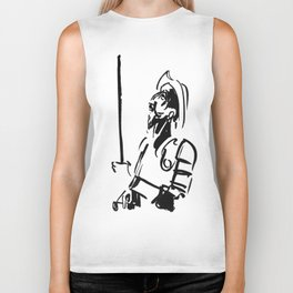 Don Quixote Biker Tank