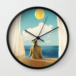Love your self Wall Clock