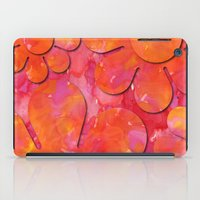camo iPad Cases featuring Camo flowers by Shelly Bremmer