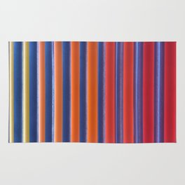 Hot & Cold Stripes Rug