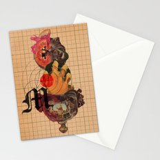 Murder Mind Stationery Cards