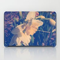 rileigh smirl iPad Cases featuring Daffodil by Rileigh Smirl