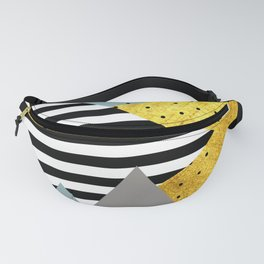 fall abstraction #6 Fanny Pack
