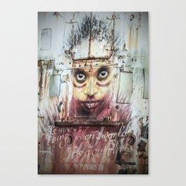 The Bigger Picture Canvas Print