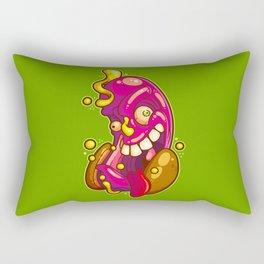 Crazy Frank Rectangular Pillow