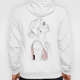 Blush Beauty Hoody