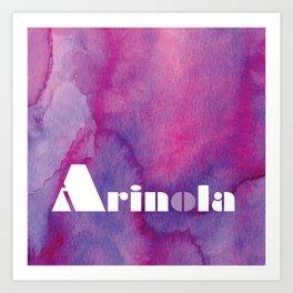 ARATL2 Art Print