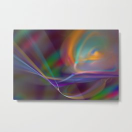 abstract lighteffects -14- Metal Print