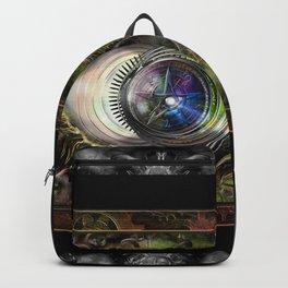 Eye of the Elemental Universe Backpack