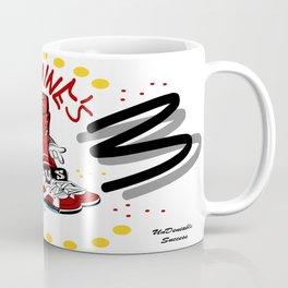 Mr.ShoeLock (red) Coffee Mug
