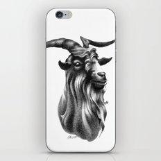Billy Goat iPhone & iPod Skin