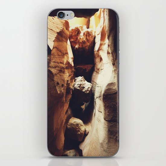 Aron Ralston's Accident Location iPhone & iPod Skin