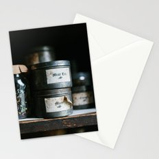Vintage Pantry & Spices Stationery Cards
