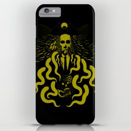 I Am Horror iPhone Case