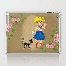 Retro Sailor Moon Laptop & iPad Skin
