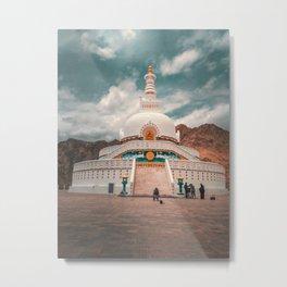 Incredible India Metal Print