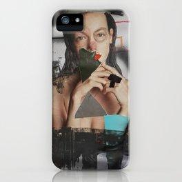 fuck work iPhone Case