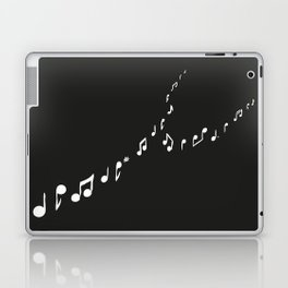 sounds of the night Laptop & iPad Skin