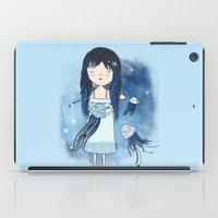 medusa iPad Cases featuring Medusa by Kristina Sabaite