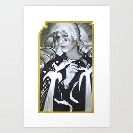 A new  Tomorrow Art Print