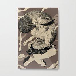 Upperdog Metal Print
