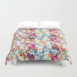 Vintage fairyland Duvet Cover