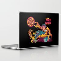 ripley Laptop & iPad Skins featuring RIPLEY'S BITCH-BUSTER by BeastWreck