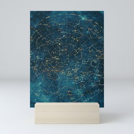 Under Constellations Mini Art Print