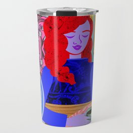 Aquarium Room Travel Mug