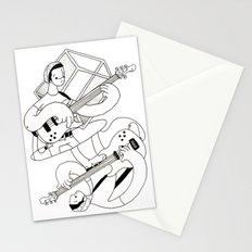 Crisp Bass Stationery Cards
