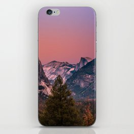 Yosemite Valley #society6 #decor #buyart iPhone Skin