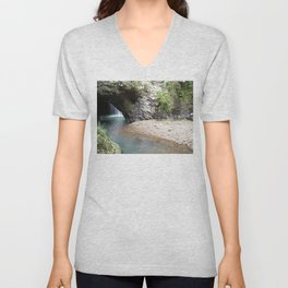 Natural Bridge (Arch) Unisex V-Neck